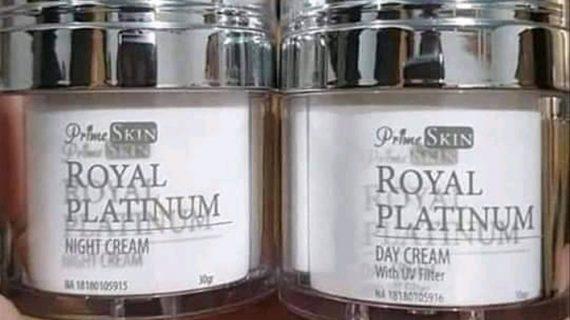 ROYAL PLATINUM HWI