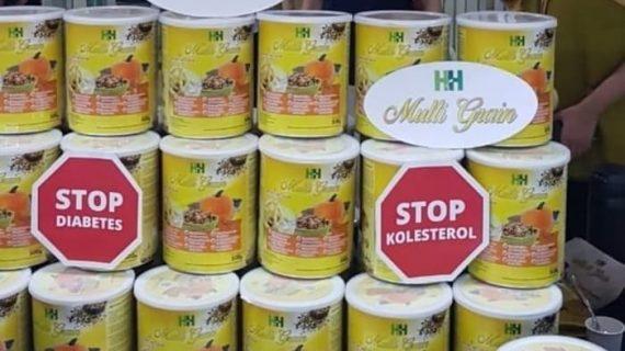 Jual HH Multigrain Hwi di Jakarta Pusat (WA 082323155045)